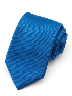 Галстук Angelo Bonetti. Цвет: синий, лазурный