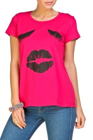 Туника Rocawear. Цвет: красный