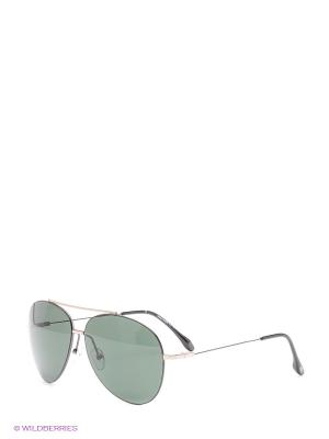 Солнцезащитные очки Mario Rossi. Цвет: золотистый