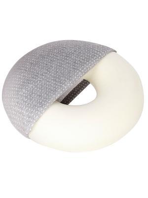 Подушка-кольцо Luomma. Цвет: молочный, серый