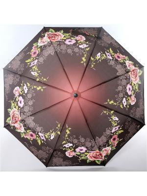 Зонт Magic Rain. Цвет: темно-красный, розовый