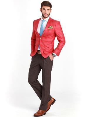 Пиджак Sarto Reale. Цвет: красный
