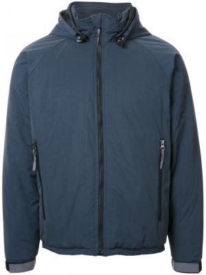 Спортивная куртка Primaloft Soe. Цвет: серый