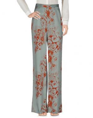 Повседневные брюки NICE THINGS BY PALOMA S.. Цвет: светло-зеленый