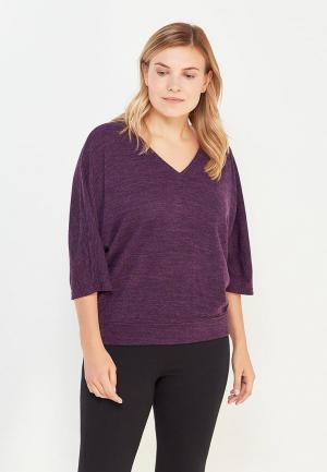 Пуловер Svesta. Цвет: фиолетовый