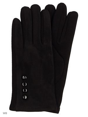 Перчатки женские Cascatto. Цвет: черный