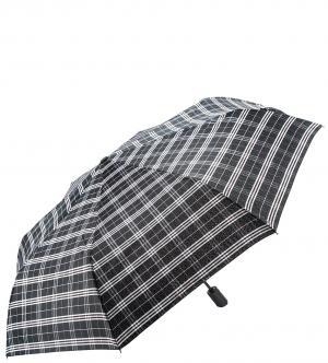 Зонт FLIORAJ. Цвет: клетка, серый
