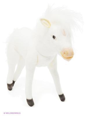 Лошадка Hansa. Цвет: белый