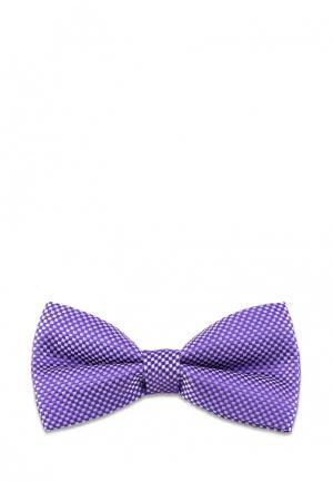 Бабочка Churchill accessories. Цвет: фиолетовый