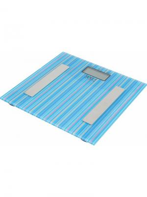 Весы напольные электронные Sinbo SBS 4432 макс.180кг синий. Цвет: синий