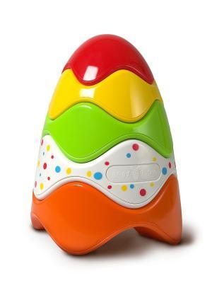 Сортер Baby Trend. Цвет: белый, желтый, зеленый, красный