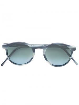 Miki sunglasses Kyme. Цвет: синий