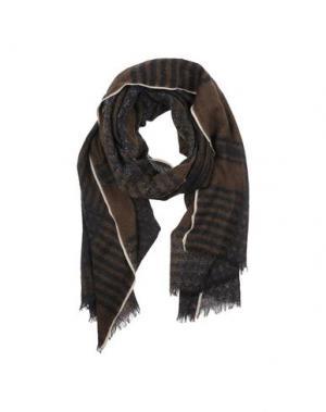 Палантин EPICE. Цвет: темно-коричневый