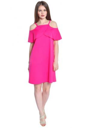 Платье Rise. Цвет: желтый (горчичный)