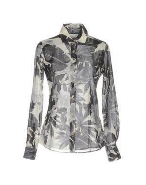 Pубашка COAST WEBER & AHAUS. Цвет: серый