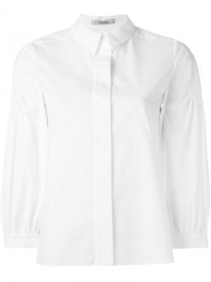 Рубашка Sensual Modernity Dorothee Schumacher. Цвет: белый