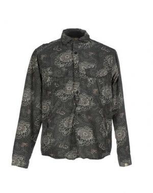Куртка BSBEE. Цвет: стальной серый