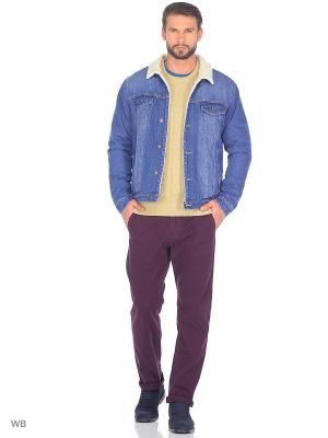 Куртка Modis. Цвет: синий, голубой