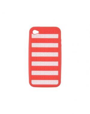 Чехол для телефона DSQUARED2. Цвет: красный