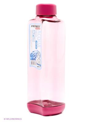 Бутылка Fresh 700 ml Frybest. Цвет: розовый