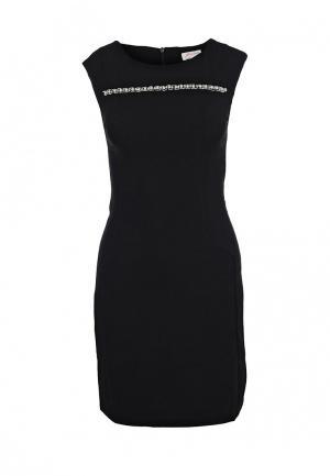 Платье Girlondon. Цвет: черный