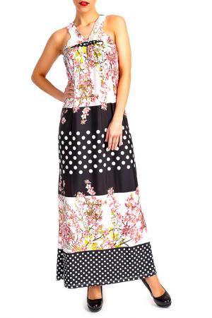 Платье Dori. Цвет: черный