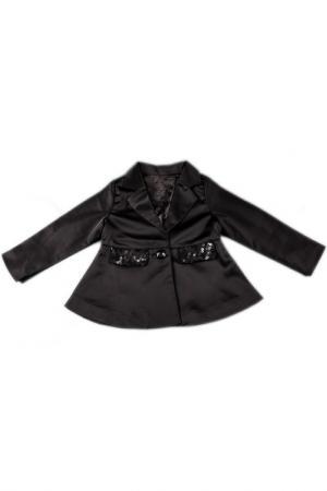 Пиджак La Piccola Danza. Цвет: черный