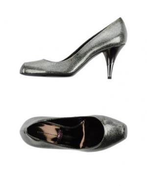 Туфли BORGO DEGLI ULIVI. Цвет: стальной серый