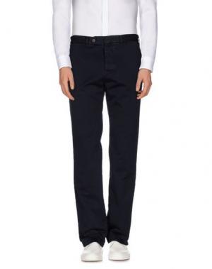 Повседневные брюки ALAIN FRACASSÍ. Цвет: темно-синий