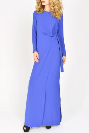 Платье BEZKO. Цвет: электрик