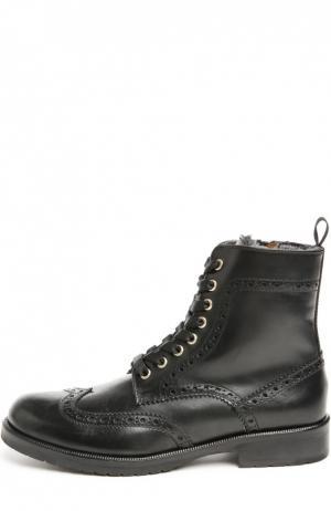 Ботинки Zecchino d'Oro. Цвет: черный