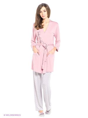 Комплект HAYS. Цвет: серый, сиреневый, розовый