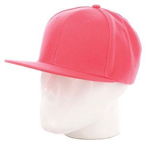Бейсболка True Spin Acrylic Snapback Neon/Pink TrueSpin. Цвет: розовый