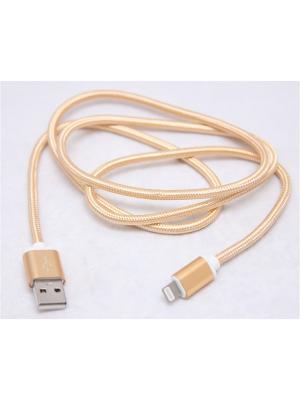 Кабель-переходник USB-8pin WIIIX. Цвет: золотистый