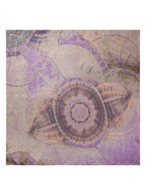 Платок Eleganzza. Цвет: морская волна, лиловый, оливковый, светло-оранжевый, серый