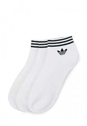 Комплект adidas Originals. Цвет: белый
