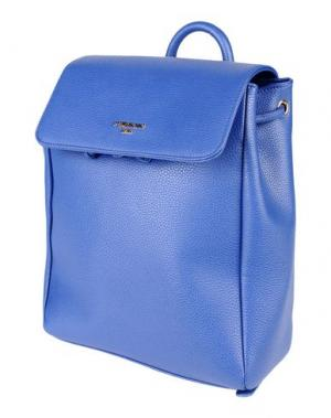 Рюкзаки и сумки на пояс POMIKAKI. Цвет: синий