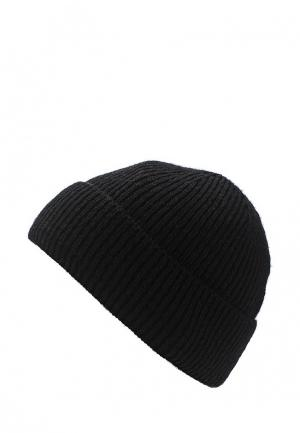 Шапка Fete. Цвет: черный