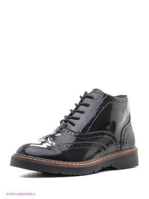 Ботинки KEDDO. Цвет: темно-серый