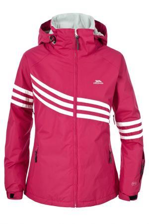 Куртка Trespass. Цвет: красный