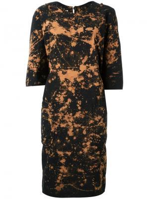 Платье Doone Damir Doma. Цвет: чёрный