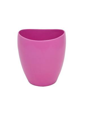 Мусорная корзина XVIBPK015R Vibes Blonder Home. Цвет: розовый