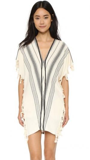 Платье Walker KOZA. Цвет: черный лотос
