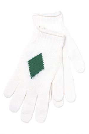 Перчатки U.S. Polo Assn.. Цвет: 650 белый