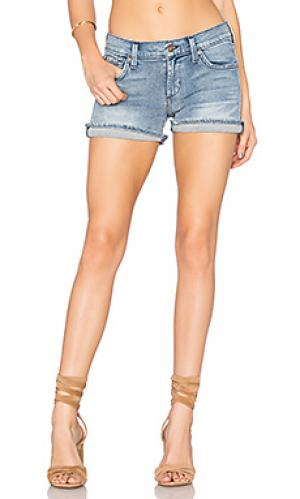 Шорты с подворотом shorty James Jeans. Цвет: none