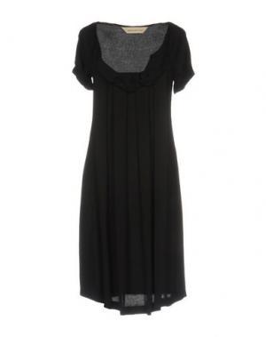 Платье до колена COAST WEBER & AHAUS. Цвет: черный