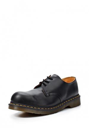 Ботинки Dr. Martens. Цвет: черный
