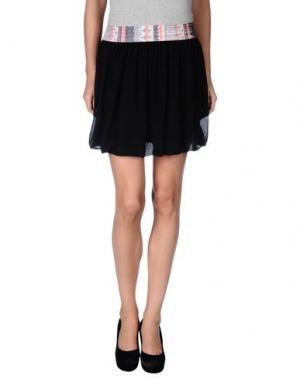 Мини-юбка BAGUETTE...... Цвет: черный