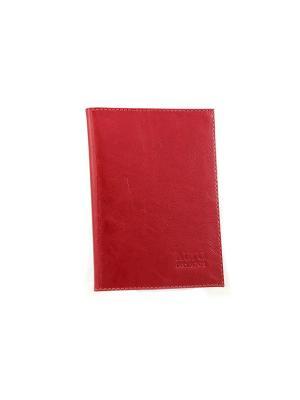 Бумажник водителя Вектор. Цвет: красный