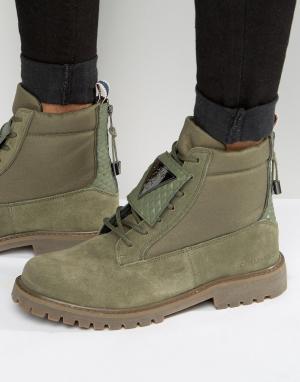 Cayler & Sons Ботинки Hibachi. Цвет: зеленый